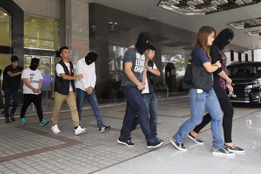 Droga | Detidos dois indivíduos de Hong Kong por tráfico