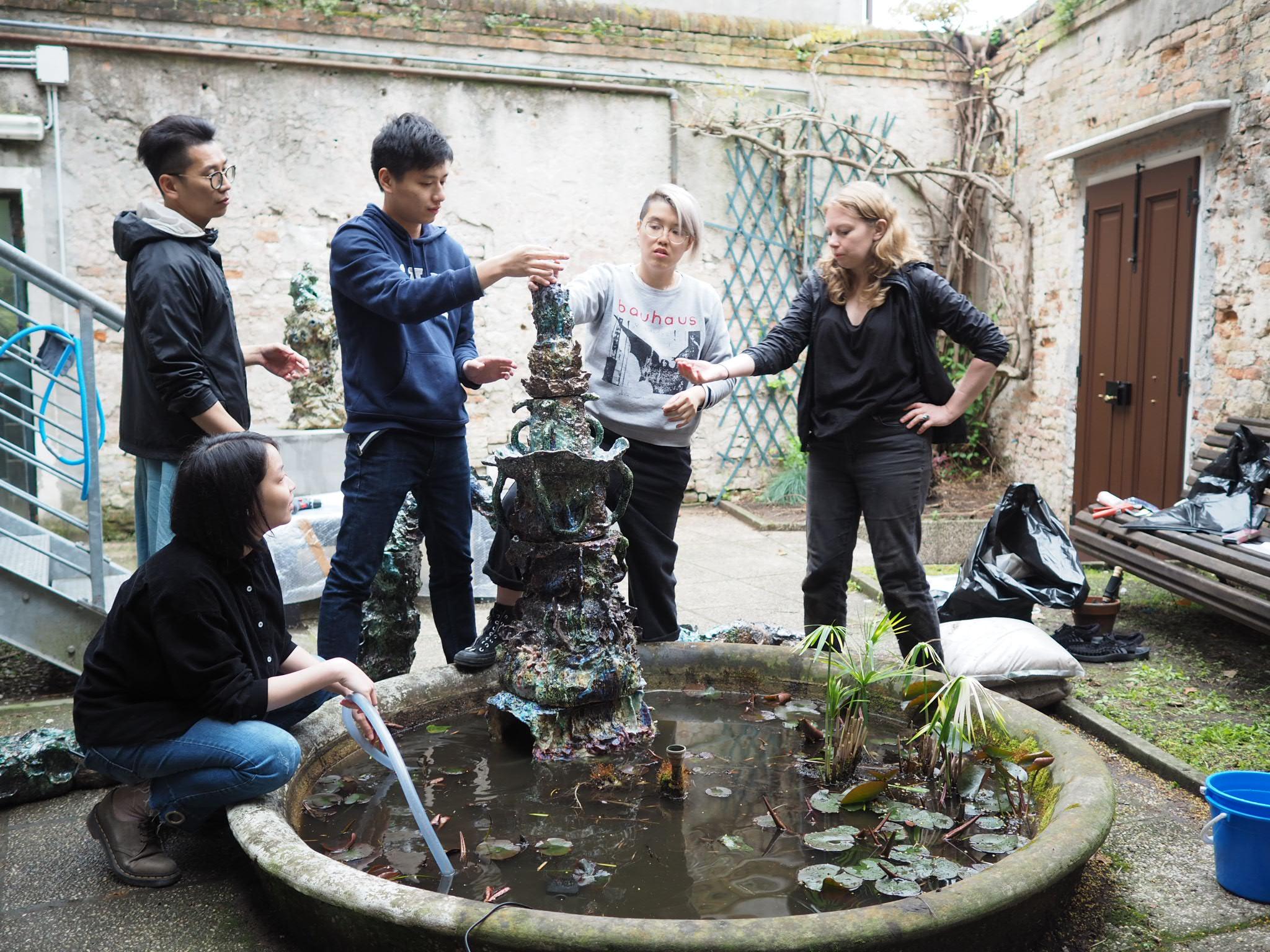 Bienal de Veneza   Heidi Lau apresenta complexidade local em Itália