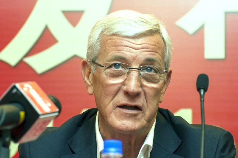 Marcello Lippi reassume cargo de seleccionador de futebol da China