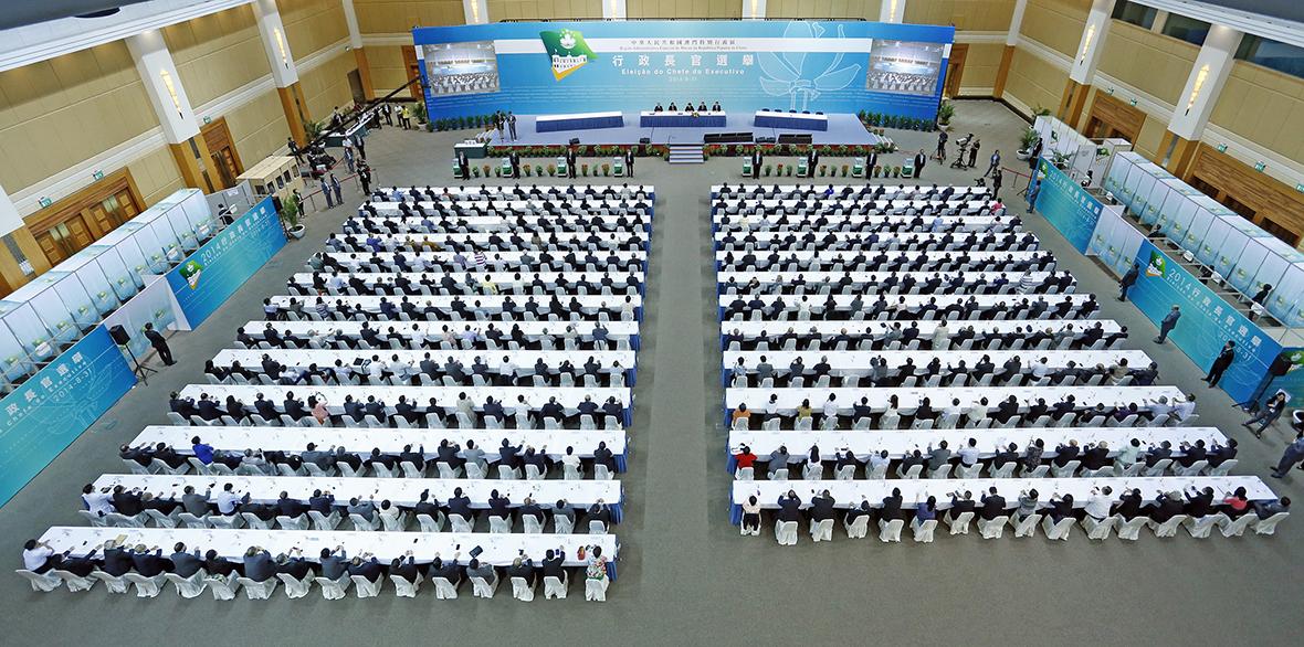 Sistema Político | Ho Iat Seng afasta possibilidade de reforma