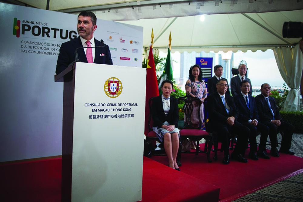 Transição | Paulo Cunha Alves elogia gestão de Macau