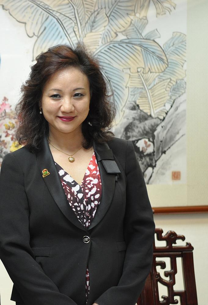 Rita Santos diz não ter sido reeleita para poder dar oportunidade aos jovens