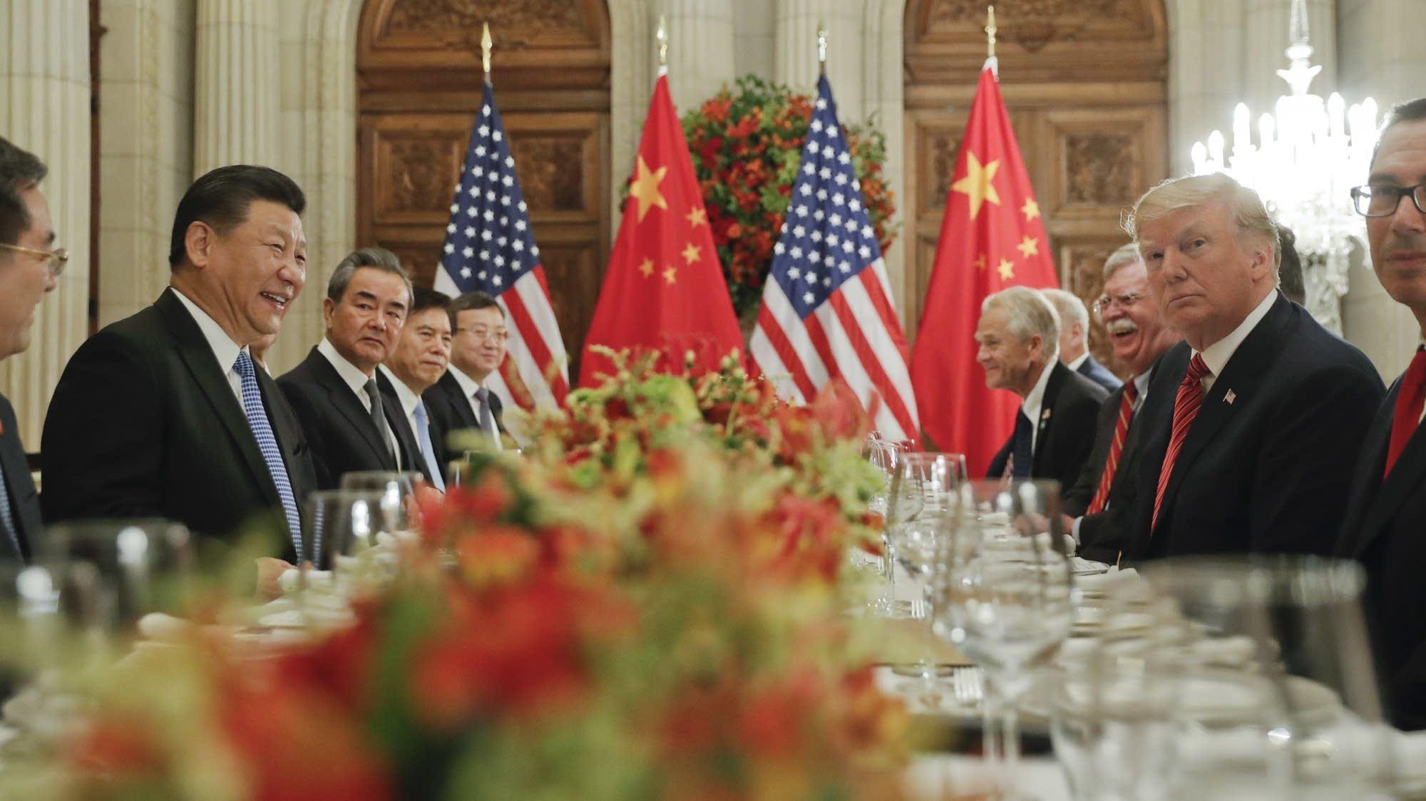 Face ao risco, de onde vem a confiança da China?