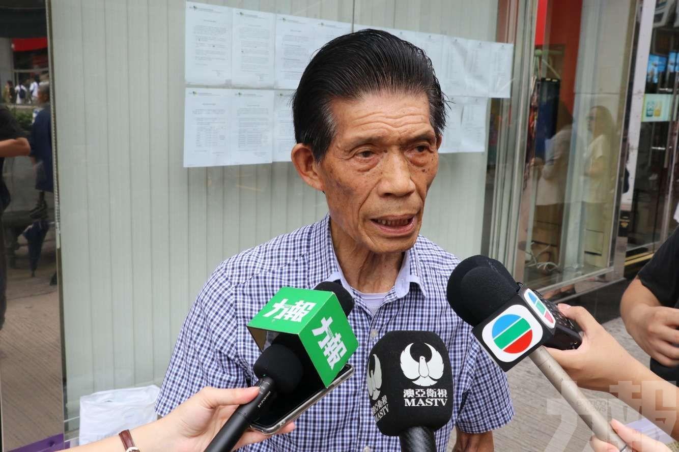 CCAC | Candidato Hoi Vong Chong pede investigação à CAECE