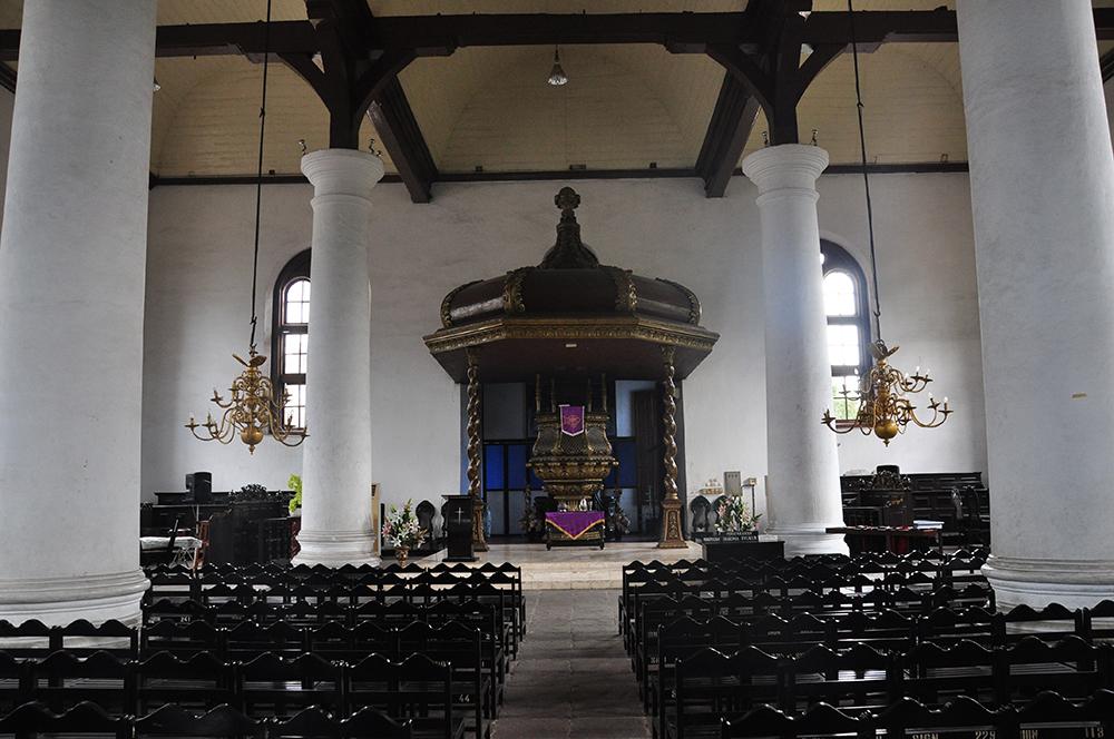 """""""Igreja de Portugueses negros"""" na Era Marítima"""