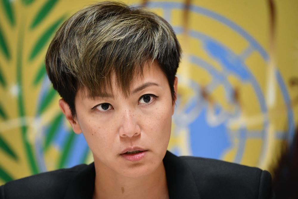 Cantora de Hong Kong pede apoio internacional contra erosão de autonomia face à China