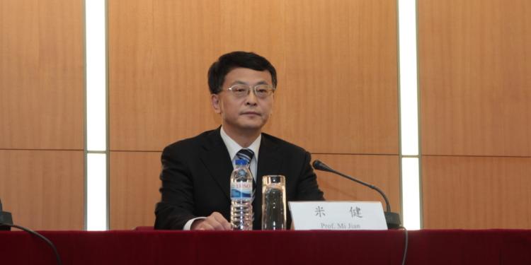 Corrupção   Chui Sai On demonstrou apoio a Mi Jian