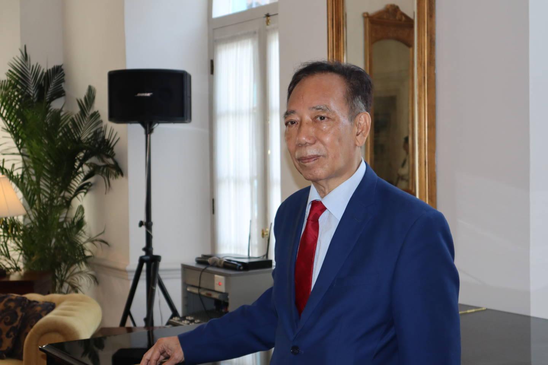 Steven Siu anunciou intenção de se candidatar a Chefe do Executivo
