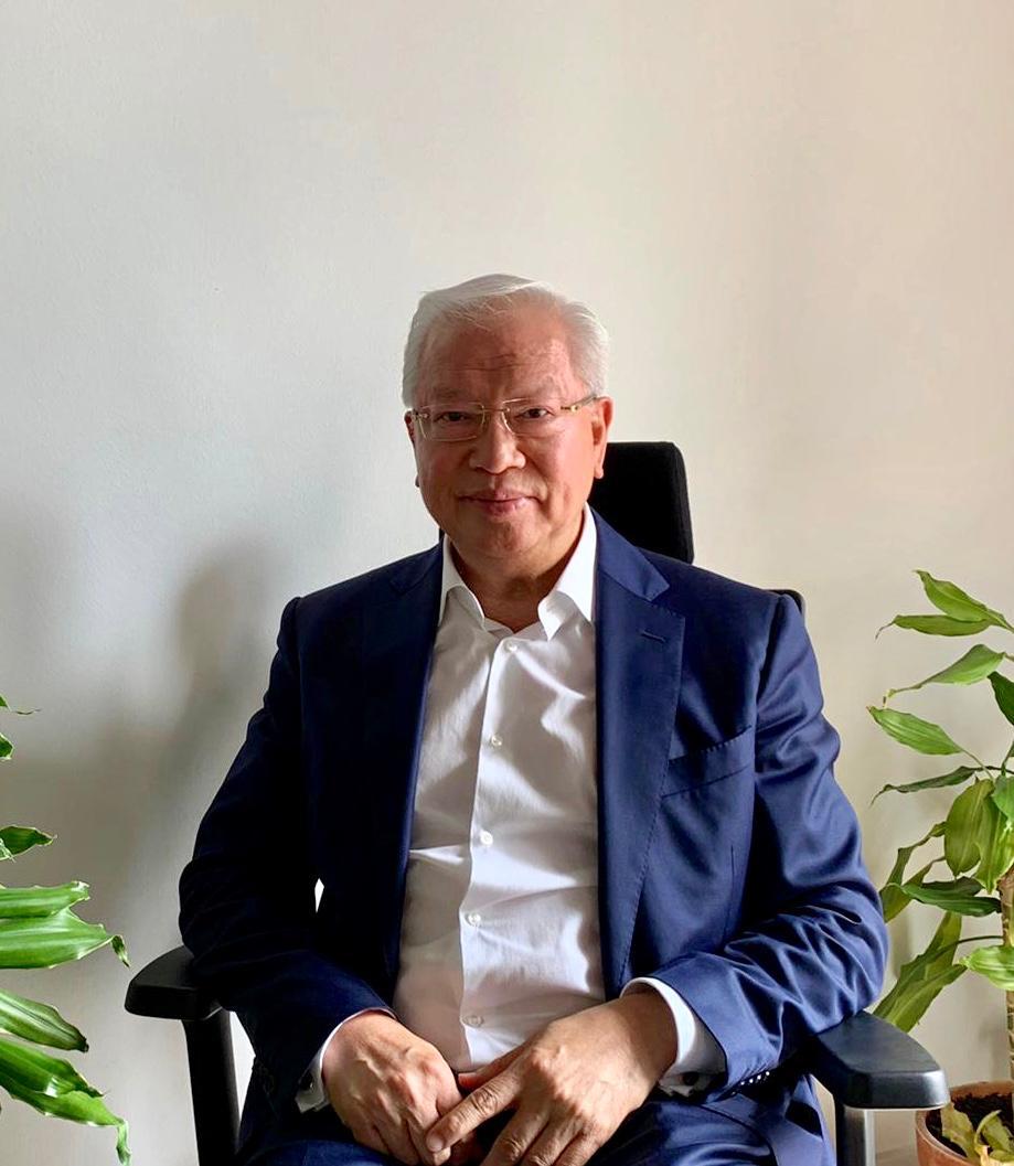 """Choi Hin Man, empresário e parceiro de negócios de Stanley Ho: """"Centro POAO foi amplamente divulgado"""""""