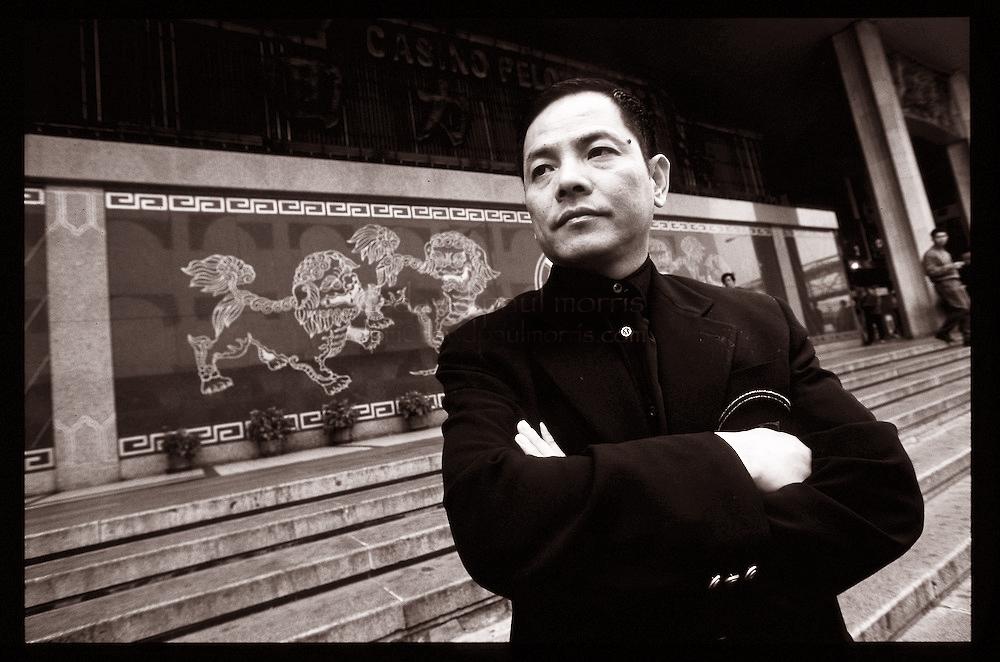 Uma Faixa, Uma Rota | Wan Kuok Koi assume compromisso com iniciativa
