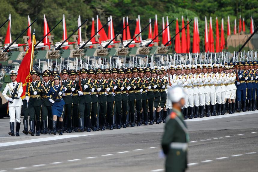 Hong Kong   China invoca lei para lembrar que Carrie Lam pode pedir intervenção do exército