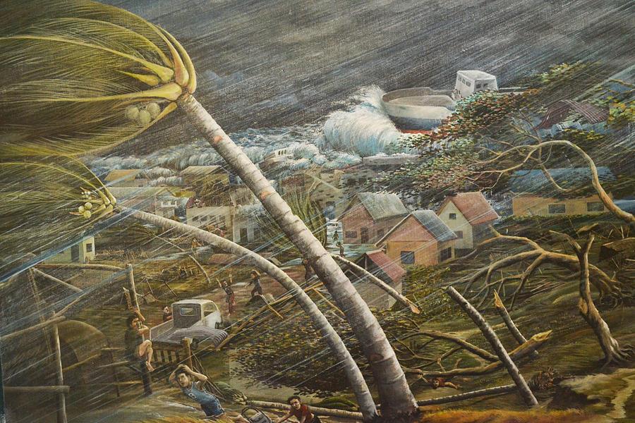 Influência das alterações climáticas sobre os ciclones tropicais