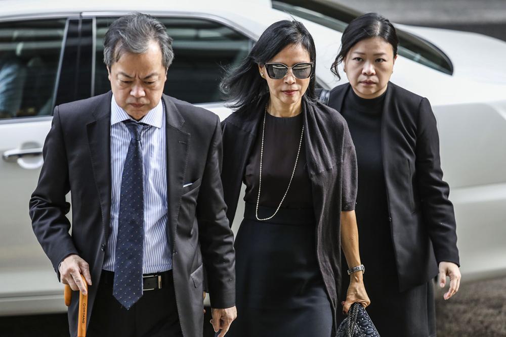 Justiça   Cunhada de Stanley Ho absolvida em caso de suborno