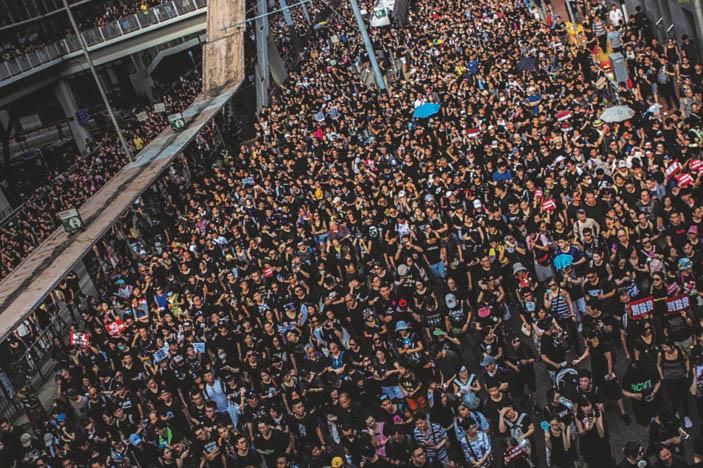 Activistas desconfiam de plataforma de diálogo anunciada pelo Governo de Hong Kong