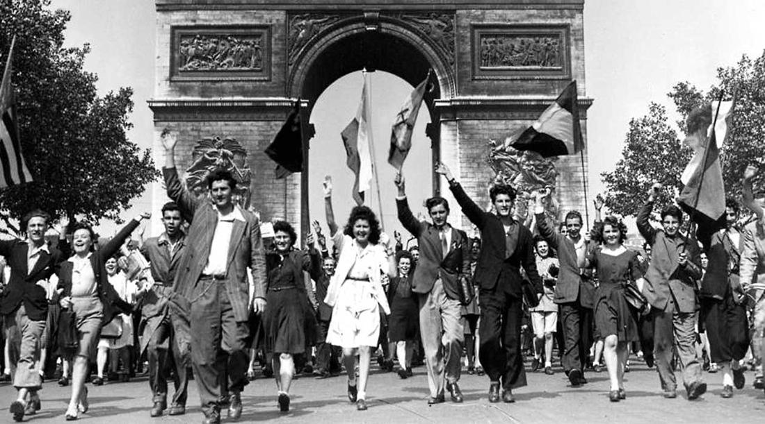 Efeméride | Paris foi libertada da ocupação nazi há 75 anos
