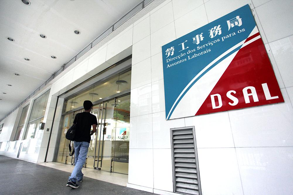 DSAL | Apoio na busca de emprego não resultou em 75% dos casos