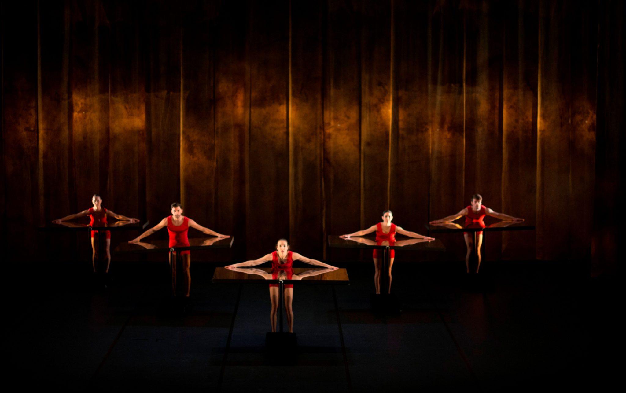"""Dança   """"Flights"""" chega ao CCM para dois espectáculos no sábado e domingo"""