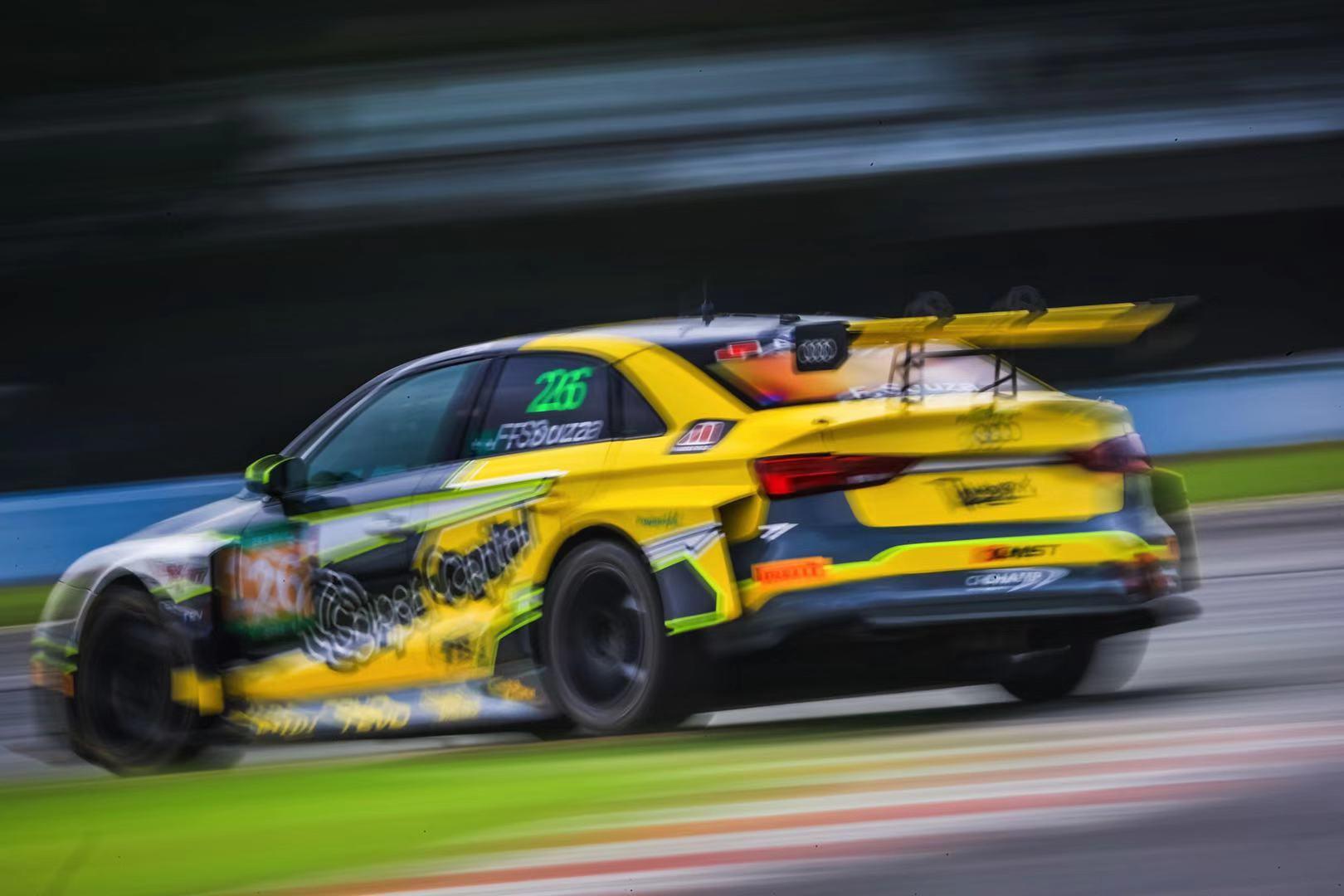 GP Macau | Filipe Souza não repete corridas do WTCR
