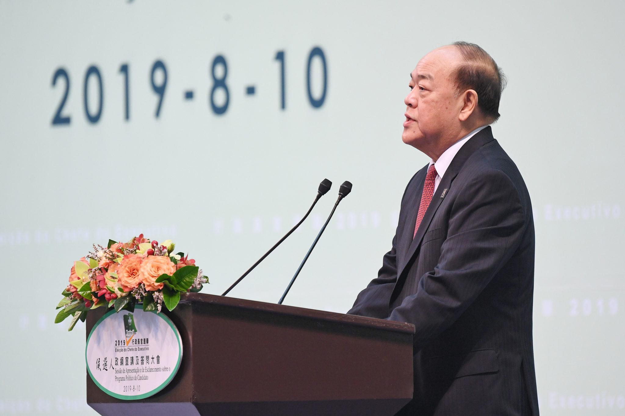 Chefe do Executivo | Associações anseiam por novas medidas políticas