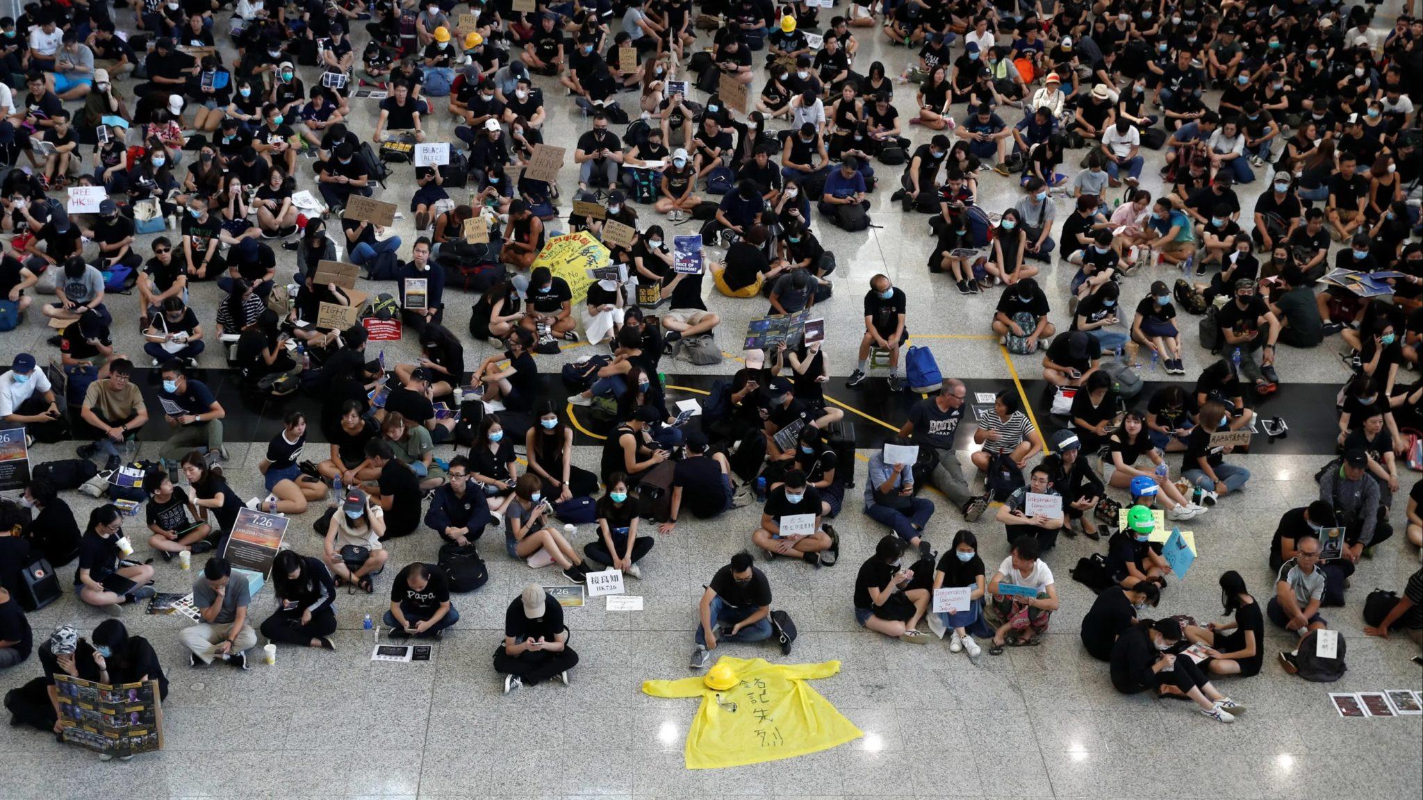Estados Unidos condenarão lei de segurança nacional em Hong Kong