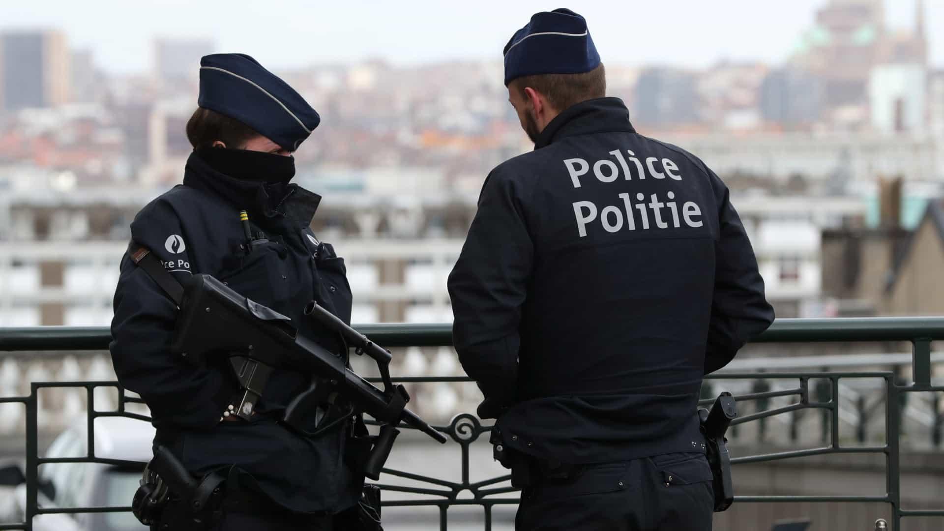 Salah Abdeslam acusado no dossier dos atentados de Bruxelas em 2016