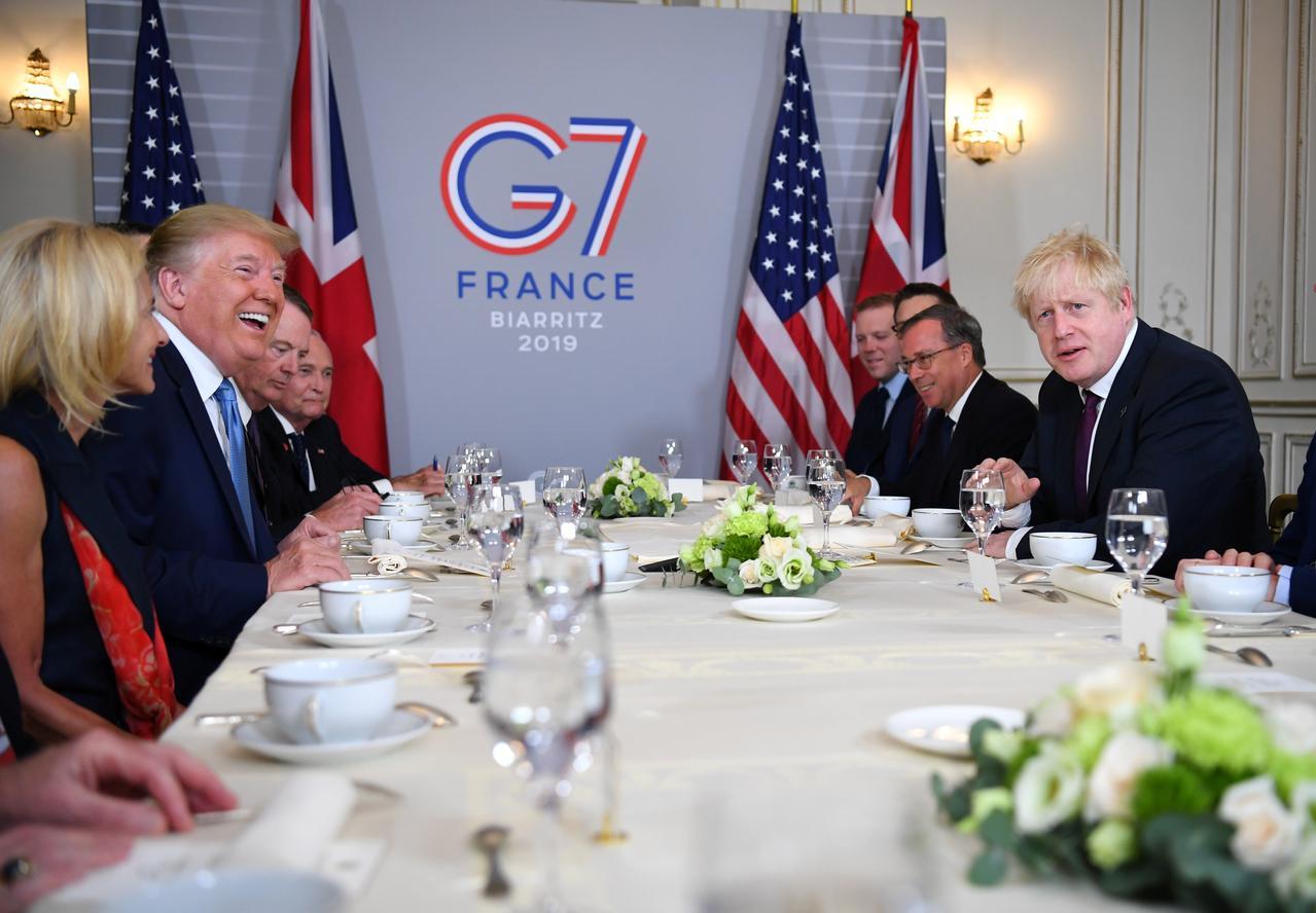 Cimeira G7 | Contradições sobre mensagem para Irão e guerra comercial a marcar manhã de hoje