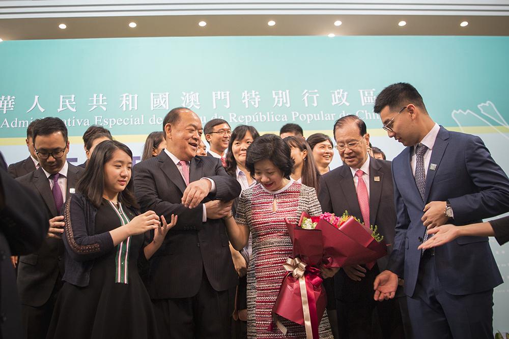 Ho Iat Seng eleito Chefe do Executivo com 392 votos