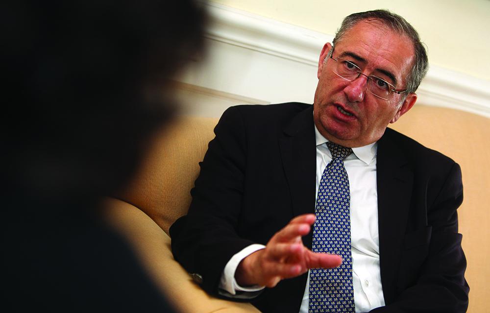"""José Cesário, candidato à AR pelo Círculo Fora da Europa: """"A EPM tem de estar na agenda política"""""""