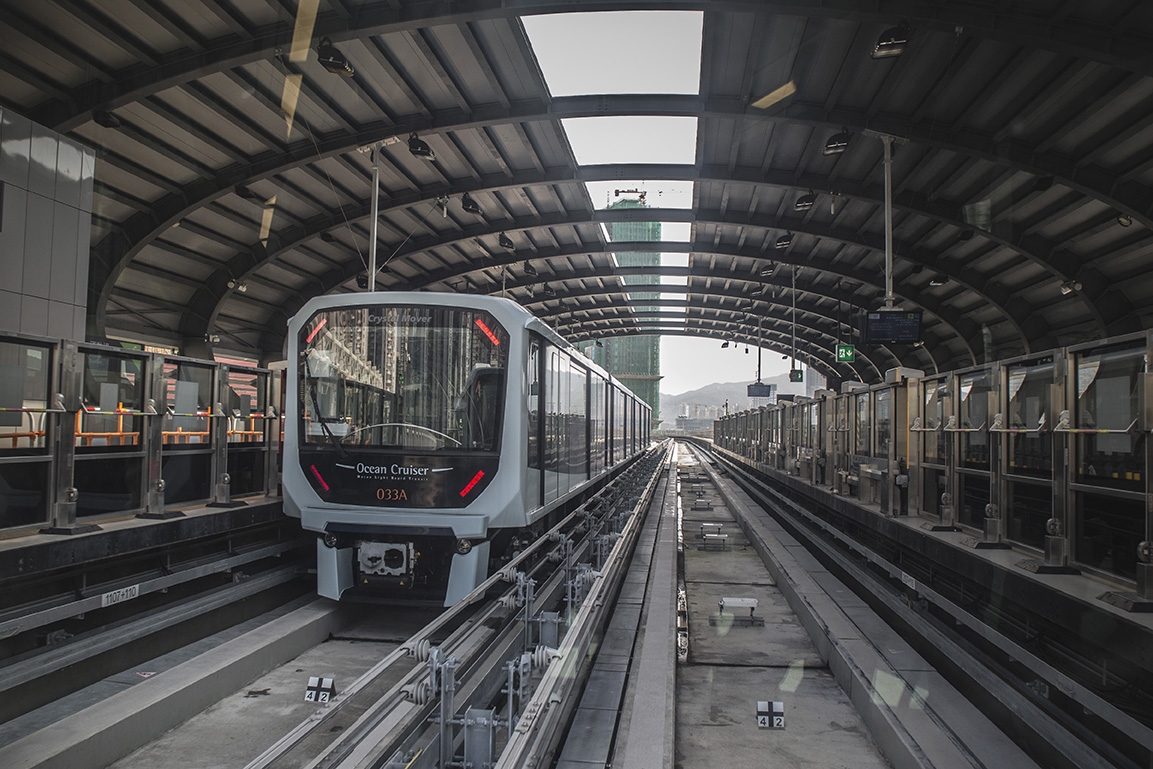 LAG 2020 | Ho Iat Seng anunciou linha subterrânea do metro ligeiro