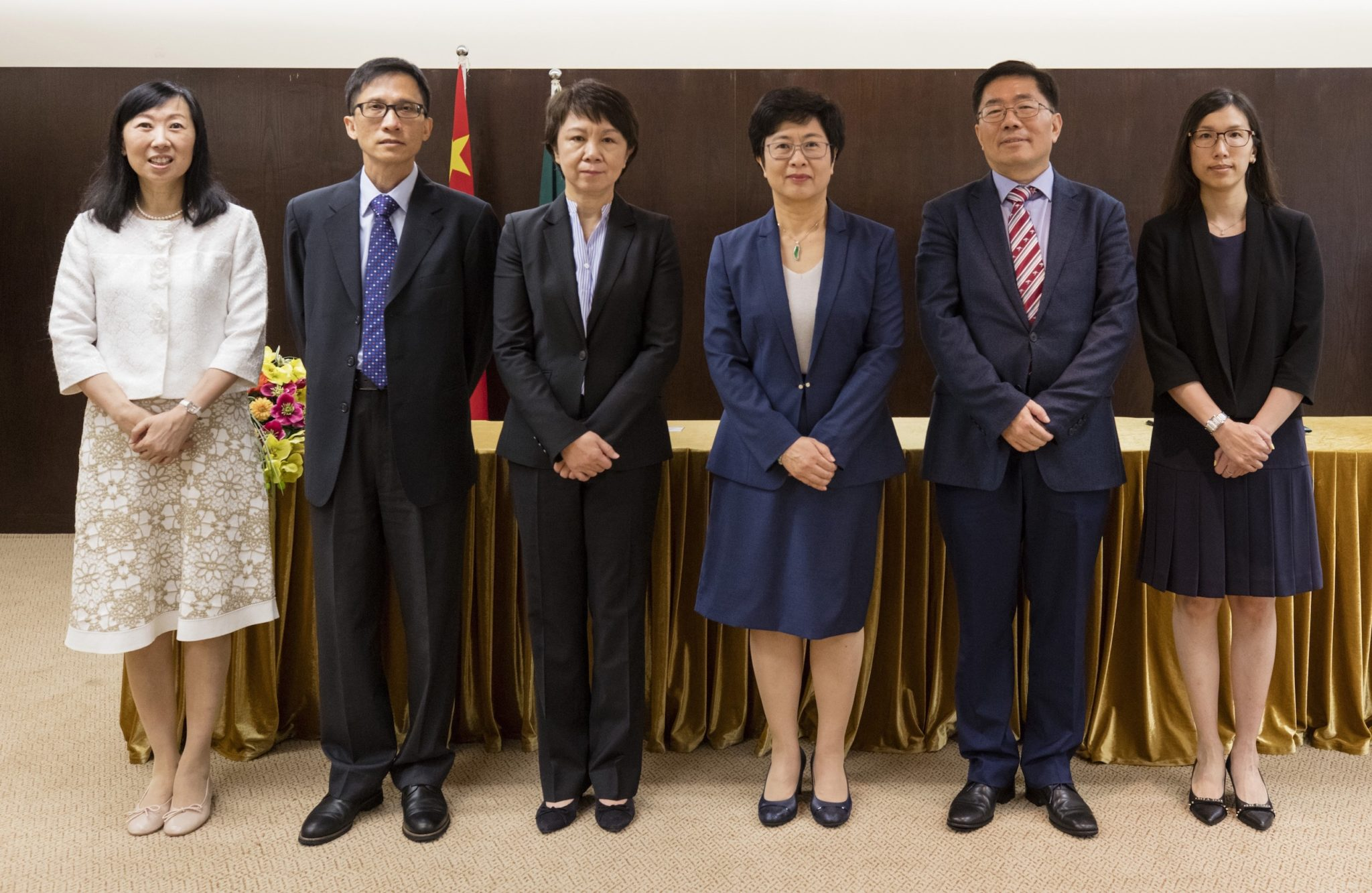 DSAJ | Lou Soi Cheong assume subdirecção efectiva