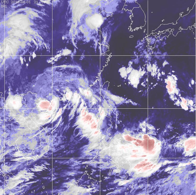 Tufão Nangka: Sinal número 8 deve manter-se ao longo do dia