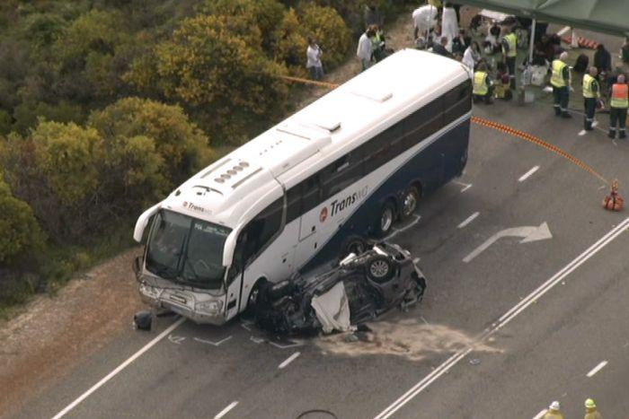 Perth | CPSP confirma que agente é uma das vítimas do acidente