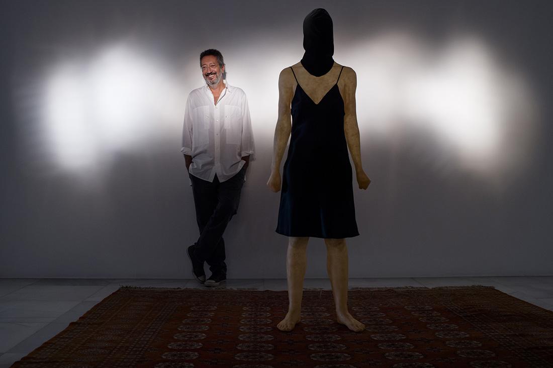 Julião Sarmento, artista plástico, faleceu hoje aos 72 anos vítima de cancro
