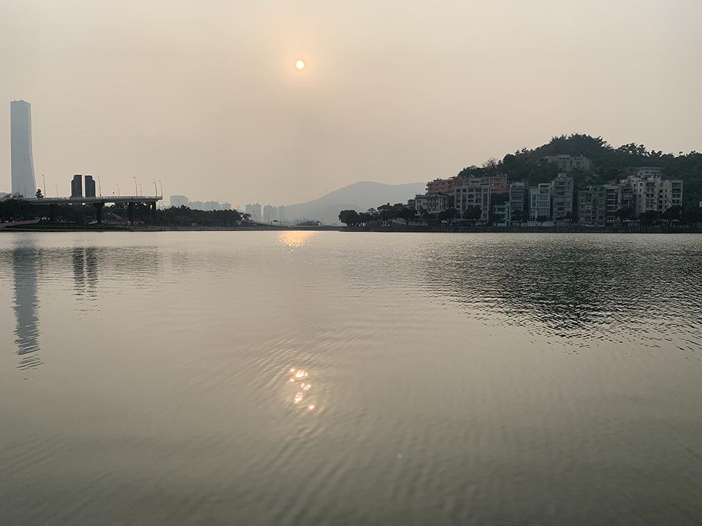 Lago de Sai Van   Projecto para construção de trilho de madeira foi suspenso
