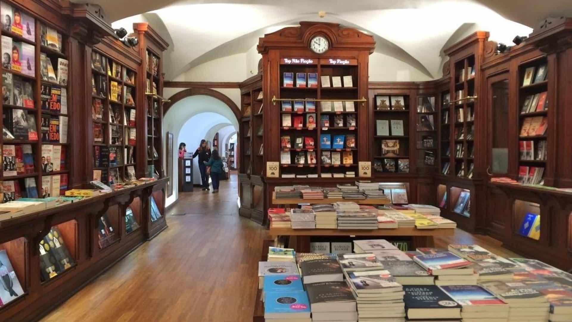 Das livrarias