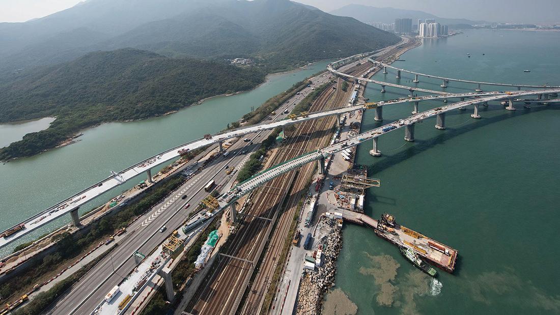 Zhuhai   Anunciada construção de centro de hotelaria junto à ponte HKZM