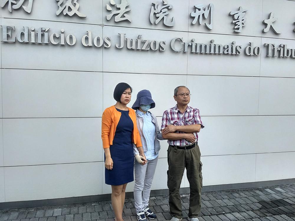 Violência doméstica | Marido de Lao Mong Ieng recorre da sentença