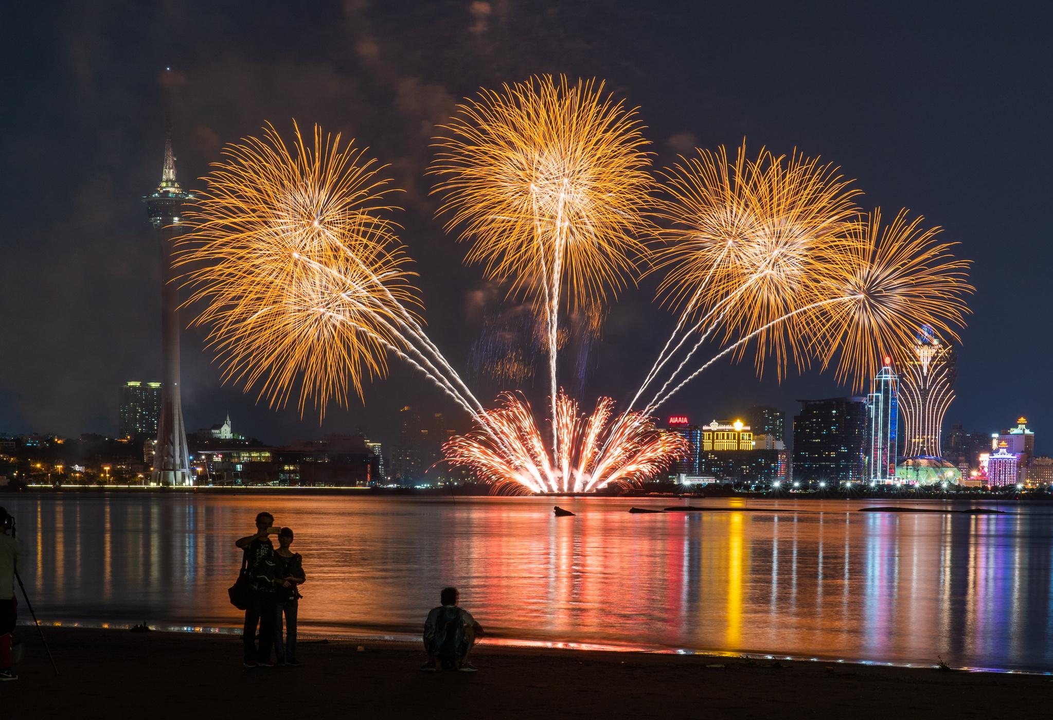 Passagem de Ano | Macau e Taipa recebem 2020 com música e fogo de artifício