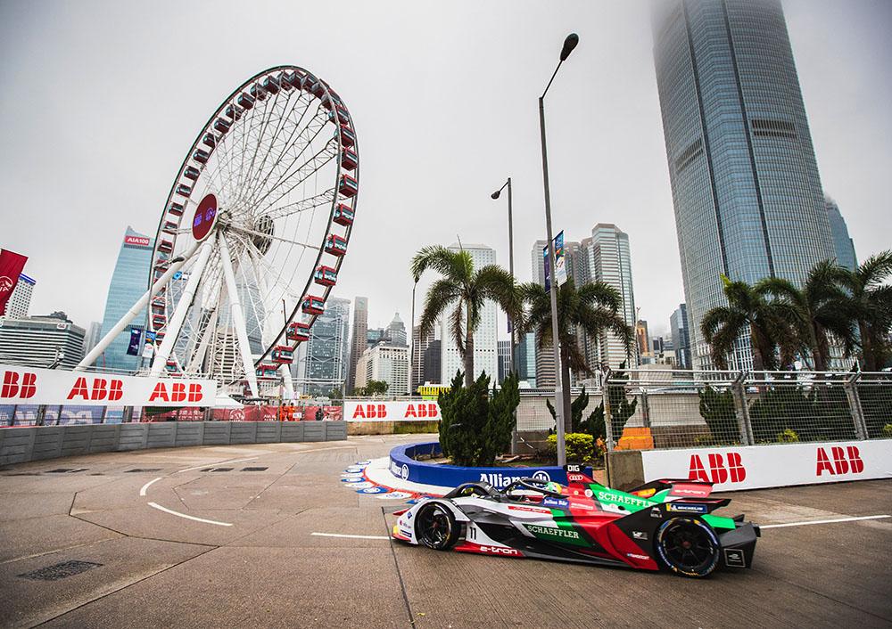 Automobilismo | Hong Kong deixa cair prova de Fórmula E
