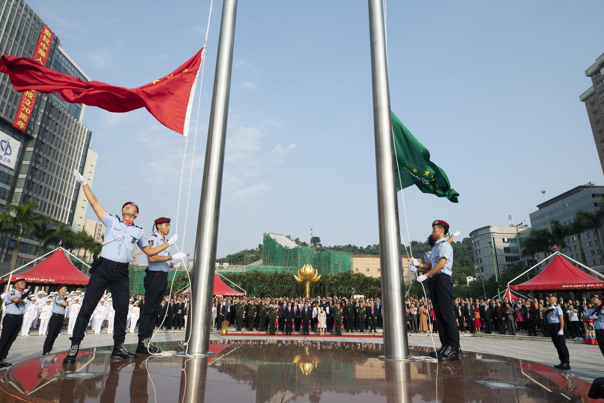 MNE | Shen Beili defende que não há segundo sistema na segurança