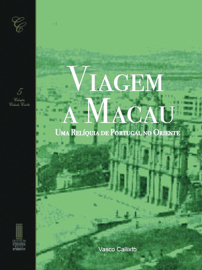 IIM | Livro de Vasco Callixto, de 1978, reeditado e apresentado em Lisboa