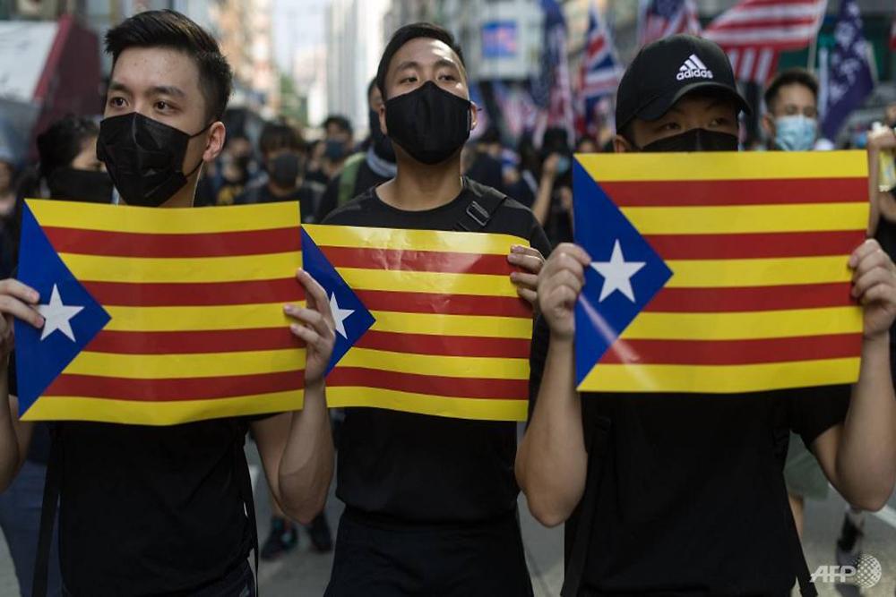 Lei anti-máscaras considerada inconstitucional