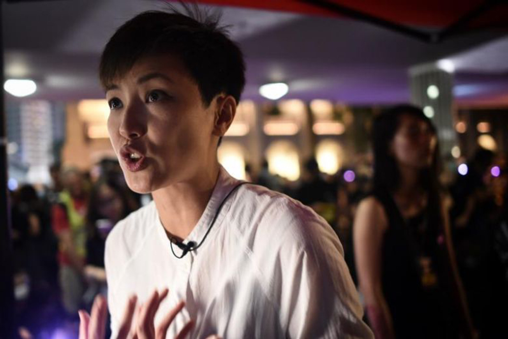 Hong Kong | Denise Ho triste com a proibição de vigília no Leal Senado