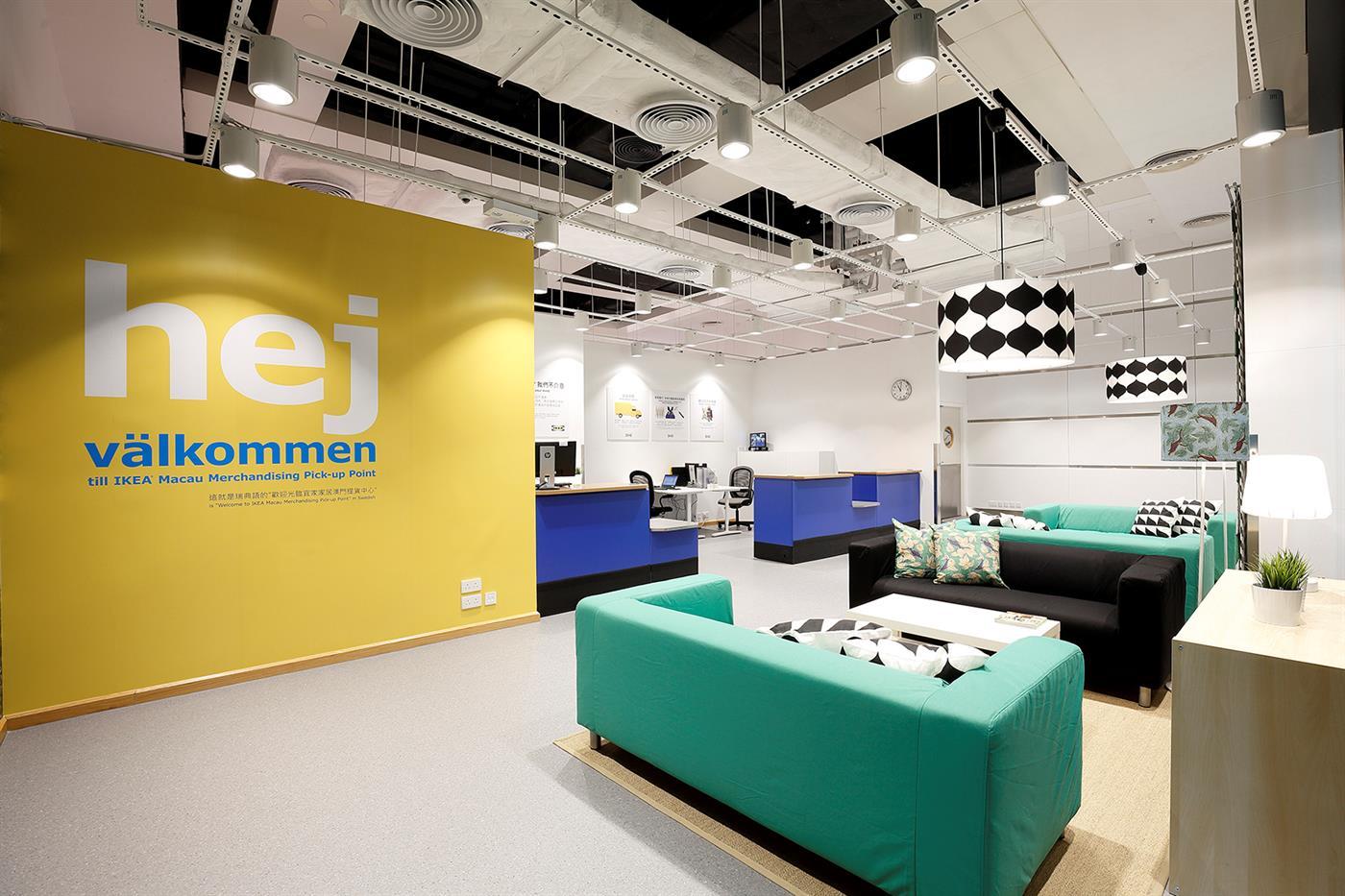 Empresa responsável pelo IKEA gere vários franchises