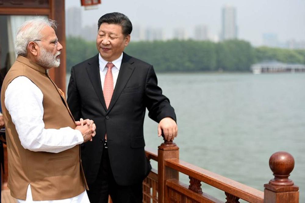 Cimeira   Modi e Xi reúnem-se sexta-feira para discutir relações bilaterais