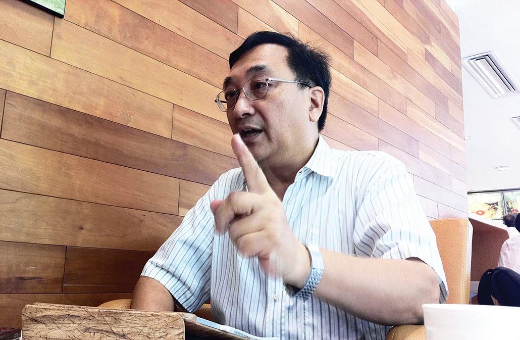 Executivo | Larry So pede transparência ao próximo Governo