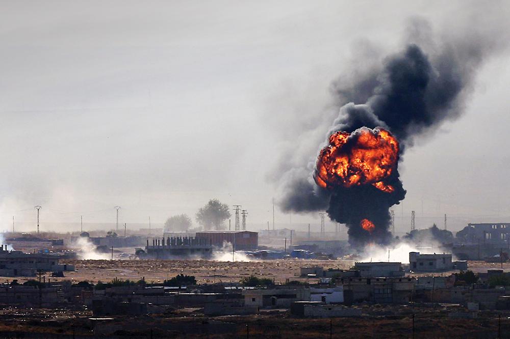 Médio Oriente | Ofensiva turca aprofunda crise humanitária na Síria