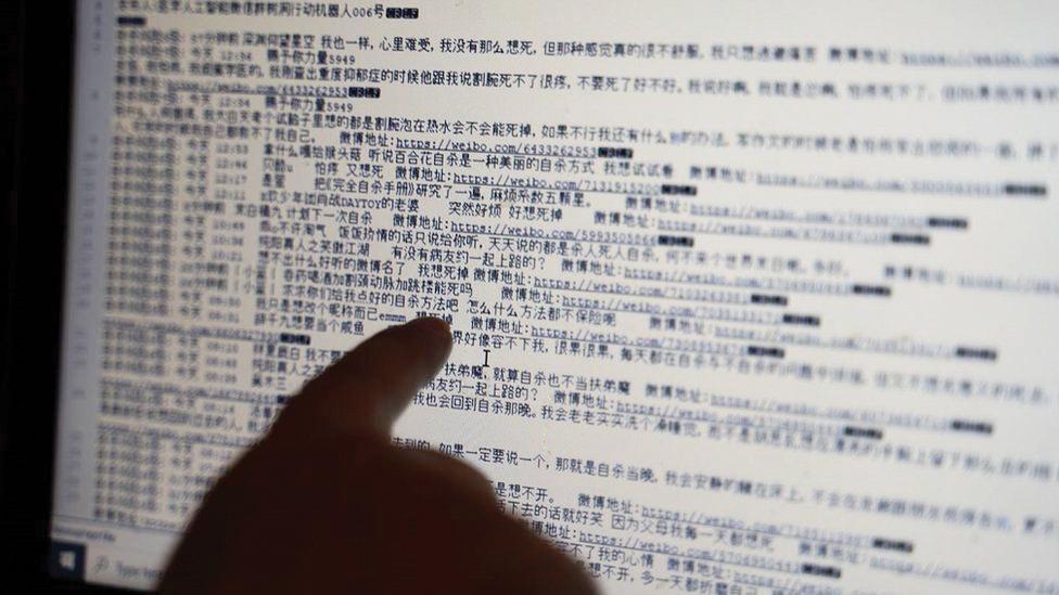 China | Inteligência Artificial ajuda a prevenir 700 suicídios em ano e meio