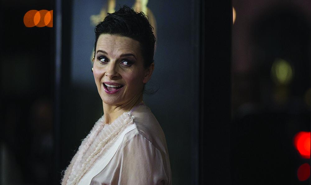 IFFAM | Juliette Binoche confirmada no Festival Internacional de Cinema de Macau