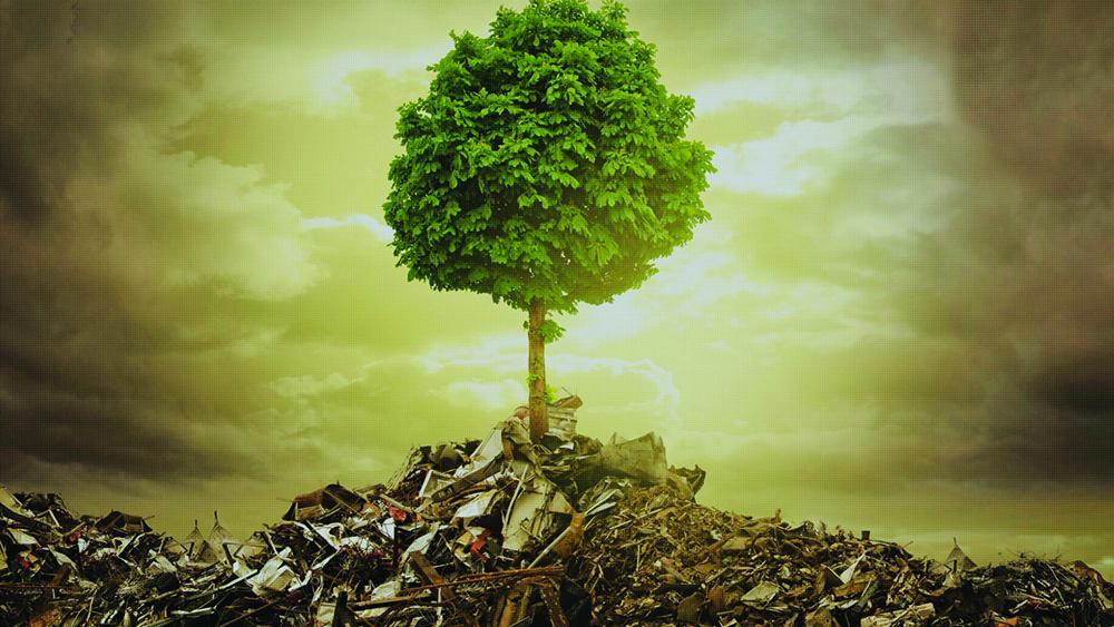 A questão dos resíduos sólidos